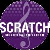 Nieuw logo Scratch Muziekdagen Leiden